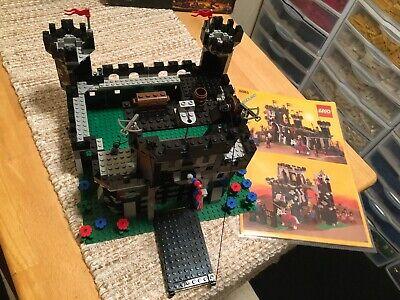 Lego castle vintage system 6085 Castle with manual No figures