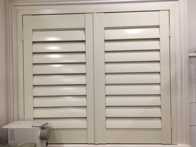 Plantation Shutters with Frame | Other Home Decor ...