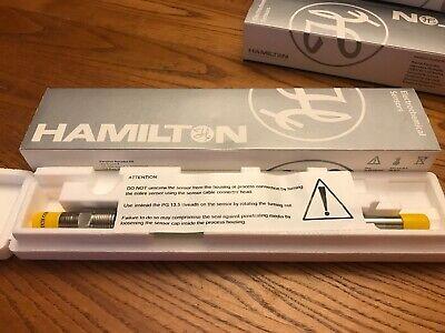 Hamilton Visiferm Do 225 Ecs Dissolved Oxygen Sensor 242452-0203 Msrp 2040