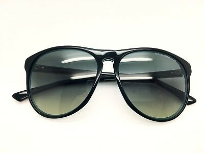 Emporio Armani Sunglasses For Women EA9801S YVTDX Made In Italy Authentic + Case