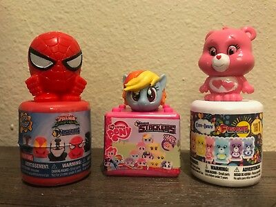 Ultimate My Little Pony (NEW! My Little Pony Stackems, Ultimate Spiderman Mashems and Care Bears Fashems)