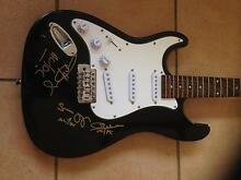 Hand singed AC/DC guitar Mount Pleasant Melville Area Preview
