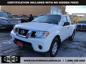 2013 Nissan Frontier SV 4.0L - 2WD