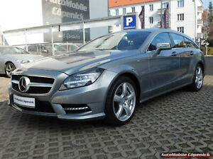 Mercedes-Benz CLS 500 SHOOTING BRAKE 4MATIC AMG LEDER,NAVI,SD!