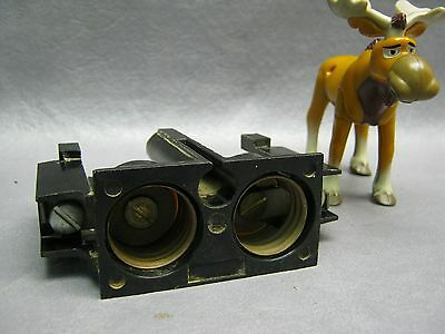 General Switch 2b-l Vintage Fuse Holder Holds 2 30 Amp Plug Fuses