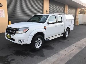 2011 ford ranger 4x4 turbo diesel suit hilux bravo swap Albury Albury Area Preview