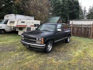 1988 Chevy Shortbox stepside.  Rust free 2wd
