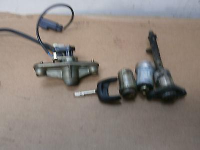 FORD MONDEO MK3 2003 HATCH IGNITION BARREL,DRIVER DOOR ,TAILGATE & BONNET LOCKS
