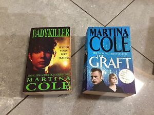 Books - Martina Cole Keilor Downs Brimbank Area Preview