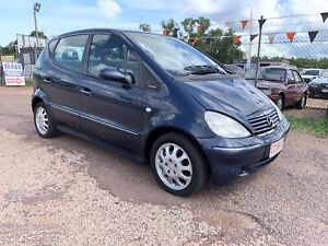 2001 Mercedes Benz A160. Perfect for around town. WARRANTY AVAILABLE! Holtze Litchfield Area Preview