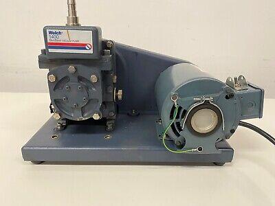 Welch S55jxmpf-6788 Duoseal Vacuum Pump 1400b 115v