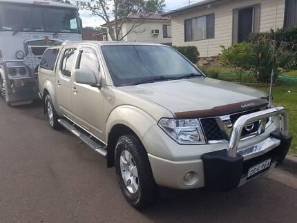 Nissan Navara 2010 ST