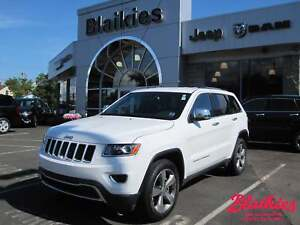 2015 Jeep Grand Cherokee Limited | 4x4 | BACK UP CAM | HEATED SE