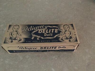 Vintage Pedigree Delite Doll 1950s  - BNIB