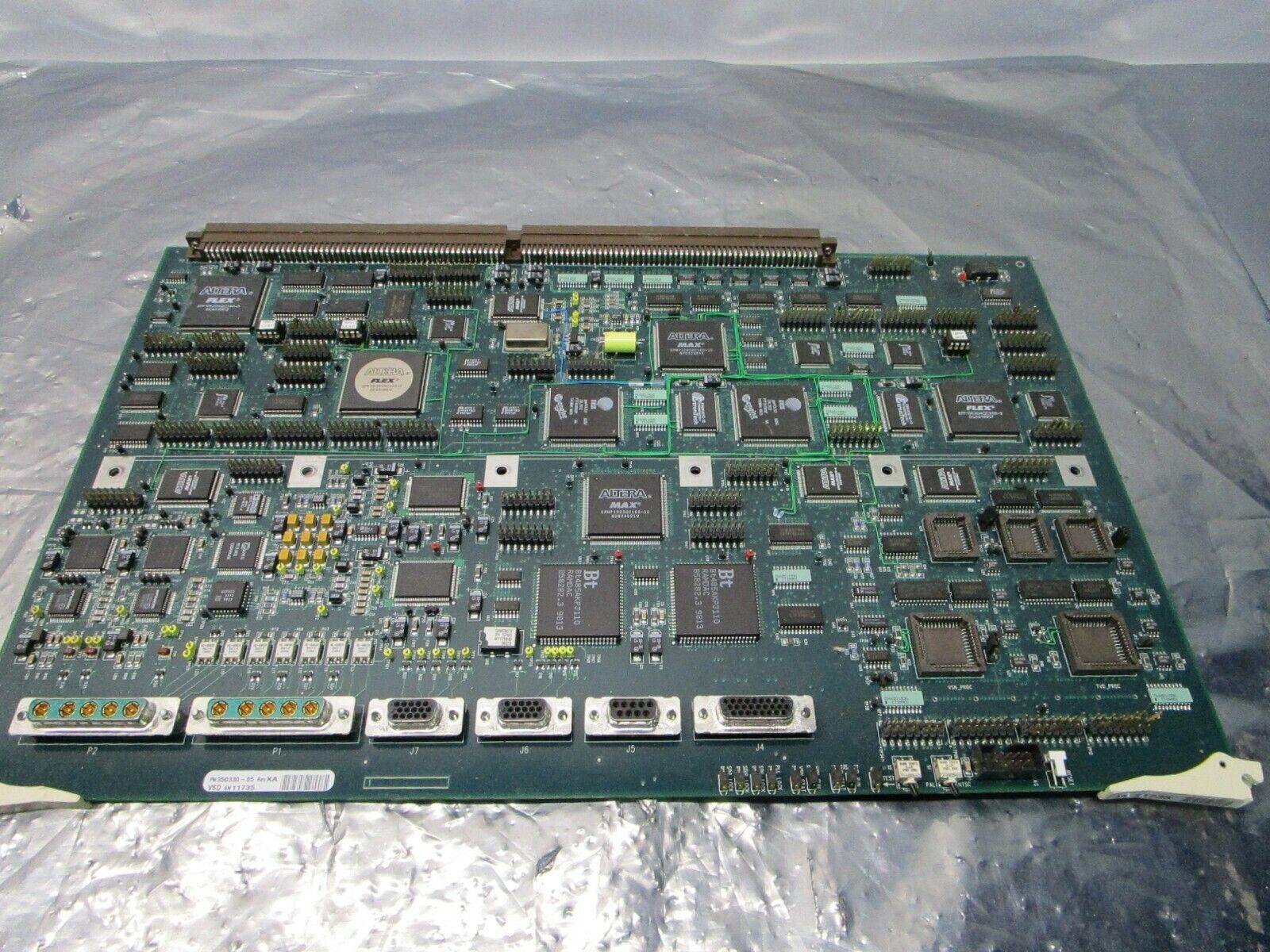 I.S.I. 350330-05 Board, PCB 350335-01, 101226