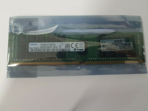 HP 16GB DDR4-2400MHz PC4-19200 ECC Registered CL17 288-Pin DIMM 1.2V 836220-B21