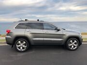 2011 Jeep Grand Cherokee Limited Freshwater Manly Area Preview