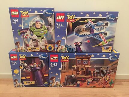 Toy story Lego brand new sets from $60 Burton Salisbury Area Preview