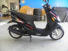 SYM Jet-x 50cc Scooter Southport Gold Coast City Preview