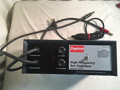 Dayton 3ac01 High Frequency Arc Stabilizer