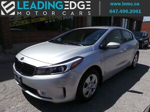 2017 Kia Forte 2.0L LX+ Apple CarPlay, Heated Seats, Backup C...