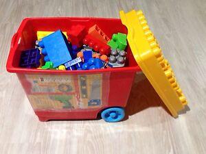 Large Mega Blocks Lego BULK LOT great value kids children building toy Latrobe Latrobe Area Preview