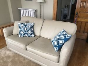 Pull Out Couch - No stains, no pets, looks new