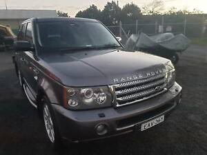 2006 Range Rover Range Rover SPORT 2.7 TdV6 Automatic SUV Yass Yass Valley Preview