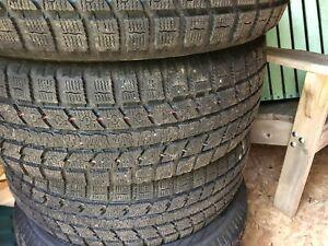 Winter Tires 245  55 R19