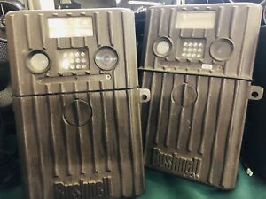 Bushnell Trail Scout Cameras with night vision