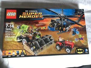 LEGO DC Comics Super Heroes Lot of 3 - 76054, 76055 & 76056
