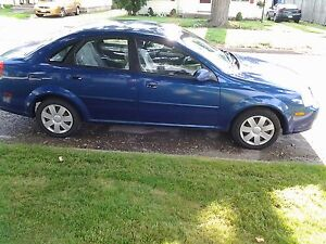 2004 chevy optra saftied and etested $2800.00