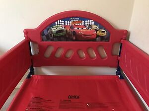 2 Lightning McQueen beds.Moving sale.Everything MUST go