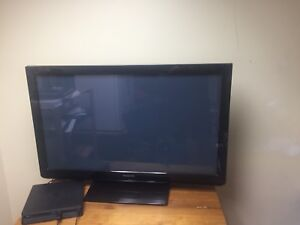 "Tv Panasonic 42"" 720p 600Hz Plasma HDTV TC-P42X3"