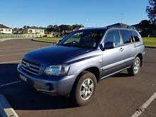 2007 Toyota Kluger Wagon Glenwood Blacktown Area Preview