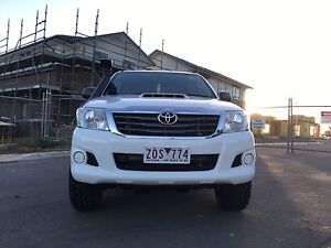 2013 Toyota Hilux Tullamarine Hume Area Preview