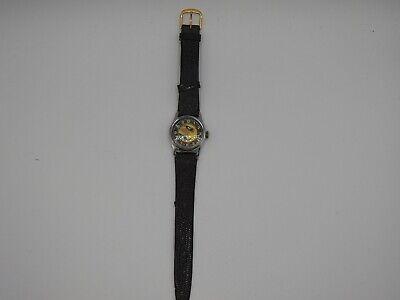 Hot Wheels Vintage 1970 Redline Swiss Made Watch, Never Worn, Wind Up-Works
