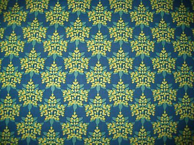 1/4 Yard Kentucky Goldenrod State Flower Fabric Quilting 100% Cotton ()