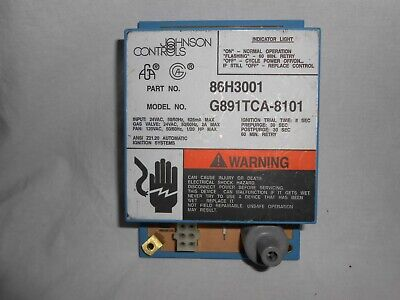 Lennox Pulse Ignition Control 86h30 86h3001