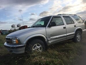 1997 trail blazer for parts or repair