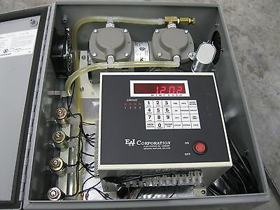 Eai Corporation M18b2 Sequencing Air Sampler W Reitschle Thomas Vacuum Pump