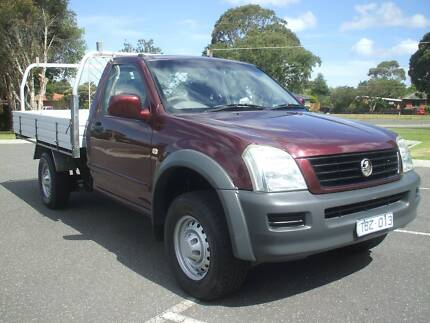 2004 Holden Rodeo LX with Tray Sold with RWC & REG Seaford Frankston Area Preview