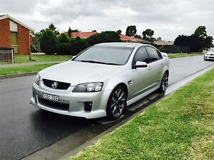 2010 Holden Commodore SS VE 6.0L AFM MY10 6 Speed Auto RWC 1YR Reg Mill Park Whittlesea Area Preview