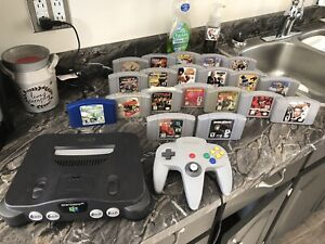 N64 & Games to Trade