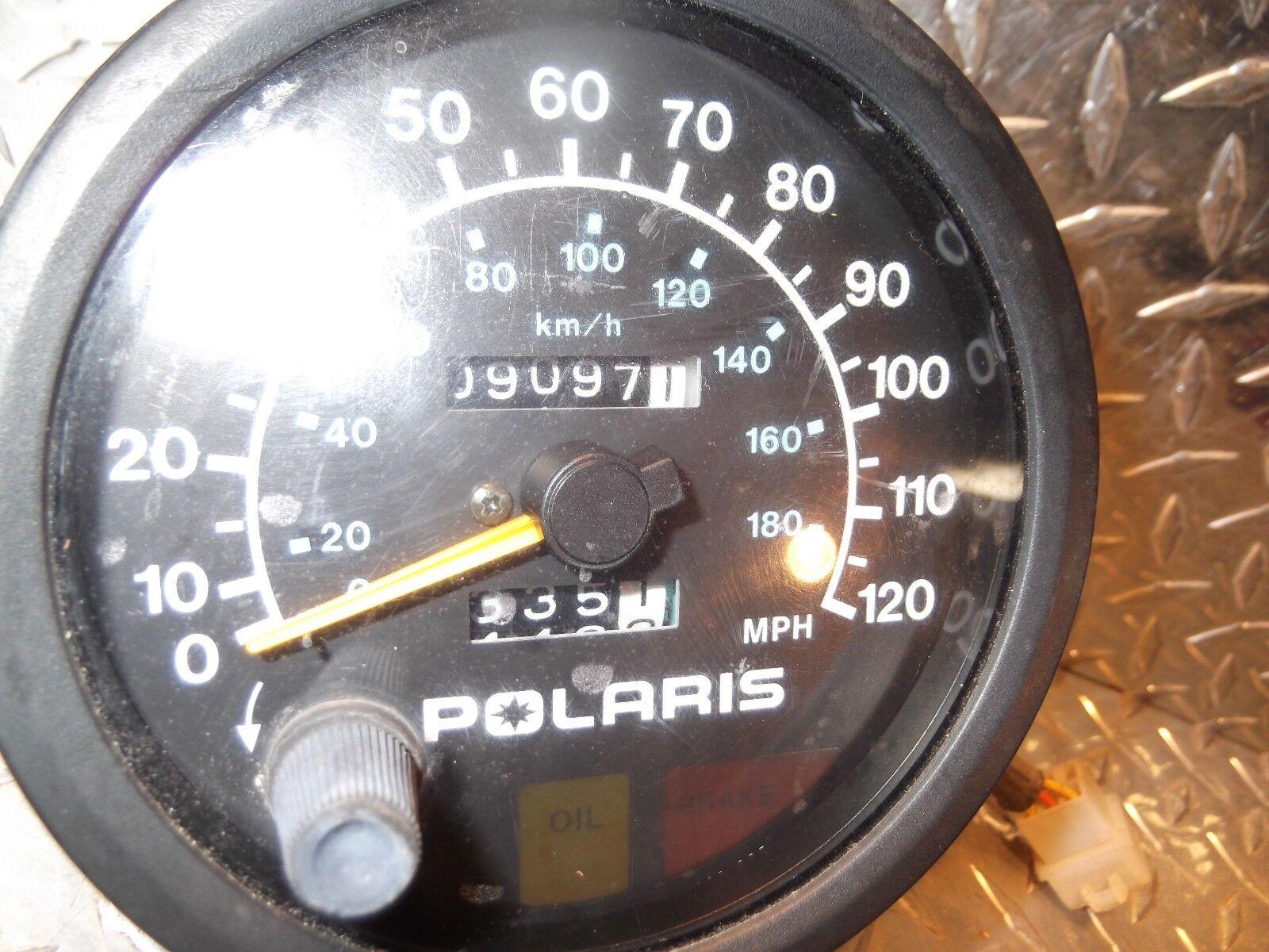 01 2001 polaris 700 rmk speedometer