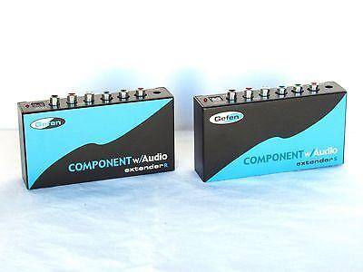 Gefen Component Audio Extender - GEFEN NEW Component Extender with Audio EXT-COMPAUD-141-CO in Box Theater Gift