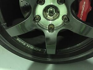 Porsche 911 GT3 LIGHTWEIGHT FORGED RACING WHEELS Caringbah Sutherland Area Preview