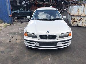 BMW E46 318i 1999 Manual now wrecking entire car!!! Northmead Parramatta Area Preview