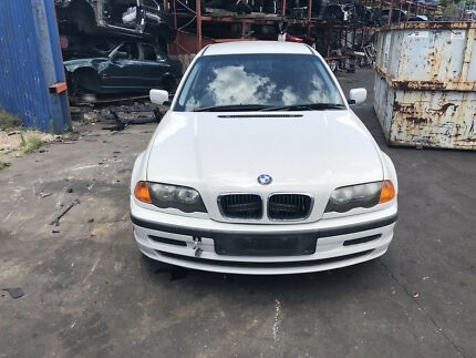 BMW E46 318i 1999 Manual now wrecking entire car!!! Northmead Parramatta Area Preview