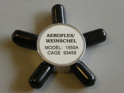 Weinschelaeroflex 1550a 4-way Power Divider 3 Ghz